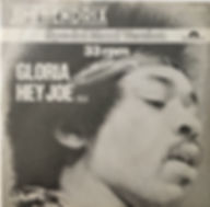 jimi hendrix collector maxi singles vinyls/gloria/hey joe germany 1980 box edition
