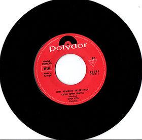 jimi hendrix collector vinyls EP/ crosstown traffic gipsy eyes 1968 portugal EP