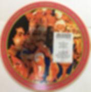 jimi hendrix bootlegs vinyls lp/hey joe picture disc lp 1994