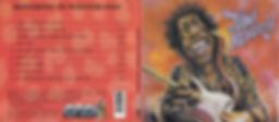 jimi hendrix bootleg cd 1968/ hovering in winterland