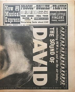 jimi hendrix collector newspapers/new musical express 7/10/1967 hendrix move new dates
