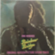 jimi hendrix album vinyl lp/rainbow bridge 1973 brazil