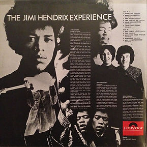 jimi hendrix rotily patrick/are you experienced/axis bold as love 2lps 1973