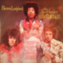 hendrix rotily vinyls/electric ladyland first edition canada