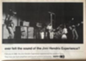 jimi hendrix magazine/billboard march 2 1968