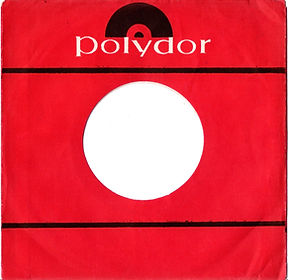 jimi hendrix collector vinyls singles/record sleeve jimi hendrix polydor new zealand