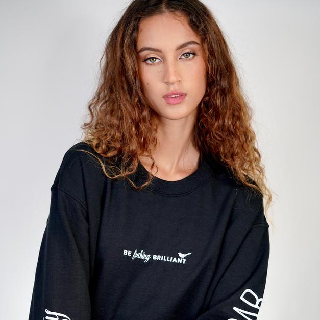 Pretty Vulgar Crewneck Sweatshirt