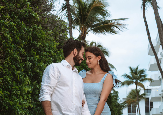 Maria and Mikey's Engagement Photos