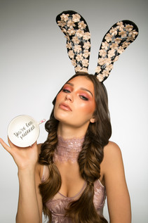 Makeup by Helen Bernal Model Sophi Knight with Next Models Miami and Canada, Wilhemina Londond and Vanderweff Talent Hair by Michelle Gonzalez Photography by Anthony Parmelee Styling by Chloe Chin For Pretty Vulgar Cosmetics