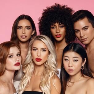 Taylor Cosmetics-Group Photo