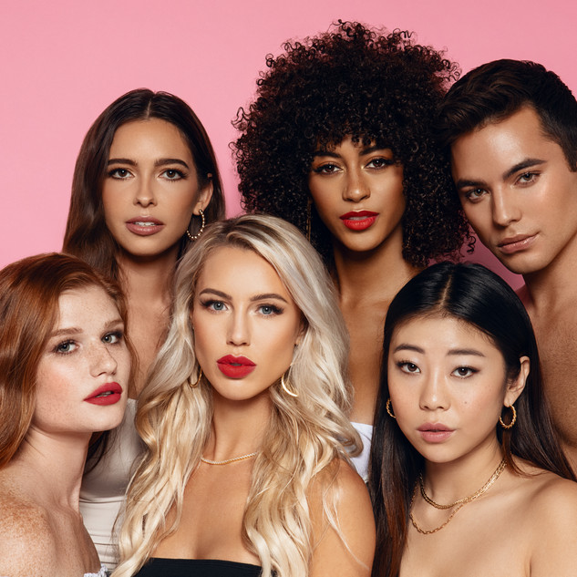 Taylor Cosmetics-Group Photo