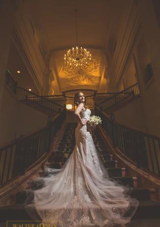 Erin Colmenares Wedding Day!