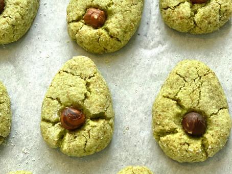 I Love Avocados so Matcha Cookies