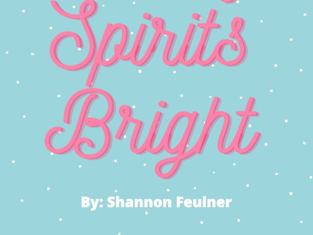 Baking Spirits Bright E-Book