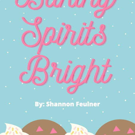 Baking Spirits Bright E-Book