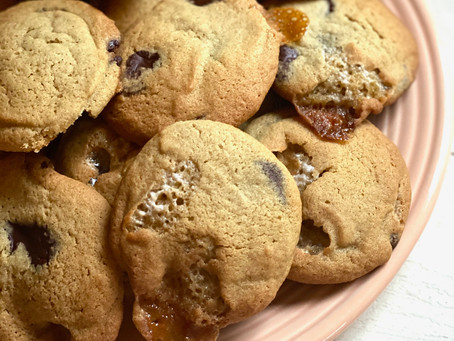 Camp Fire Cookies