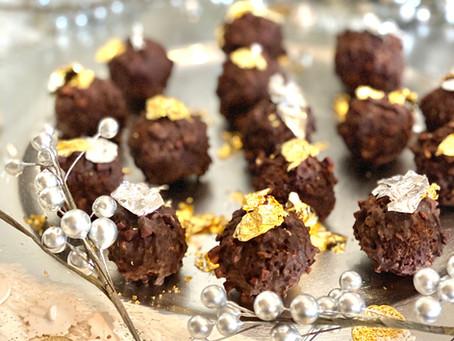 Silver & Gold Truffles