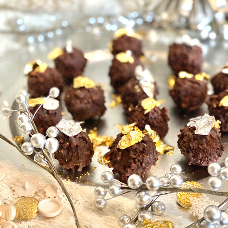 Silver & Gold Truffles