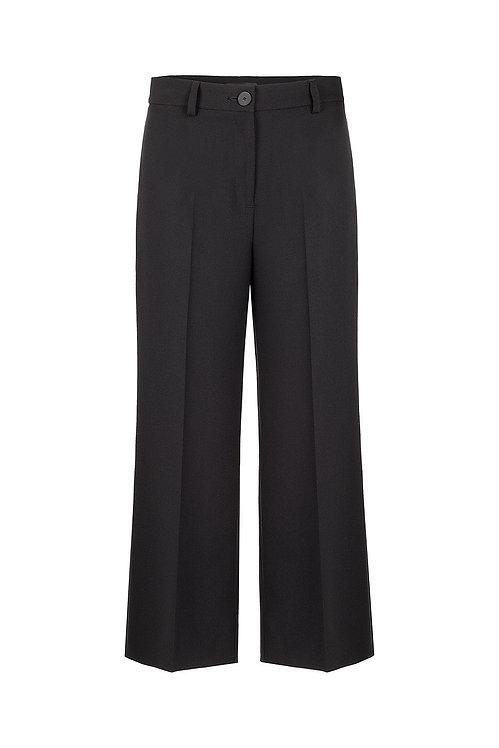 Mustad laiad püksid
