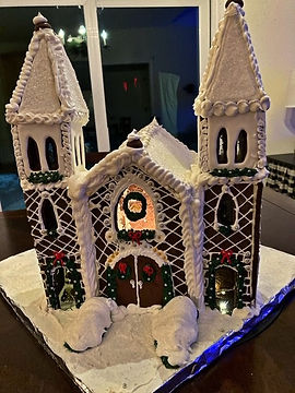 Christmas Cathedral