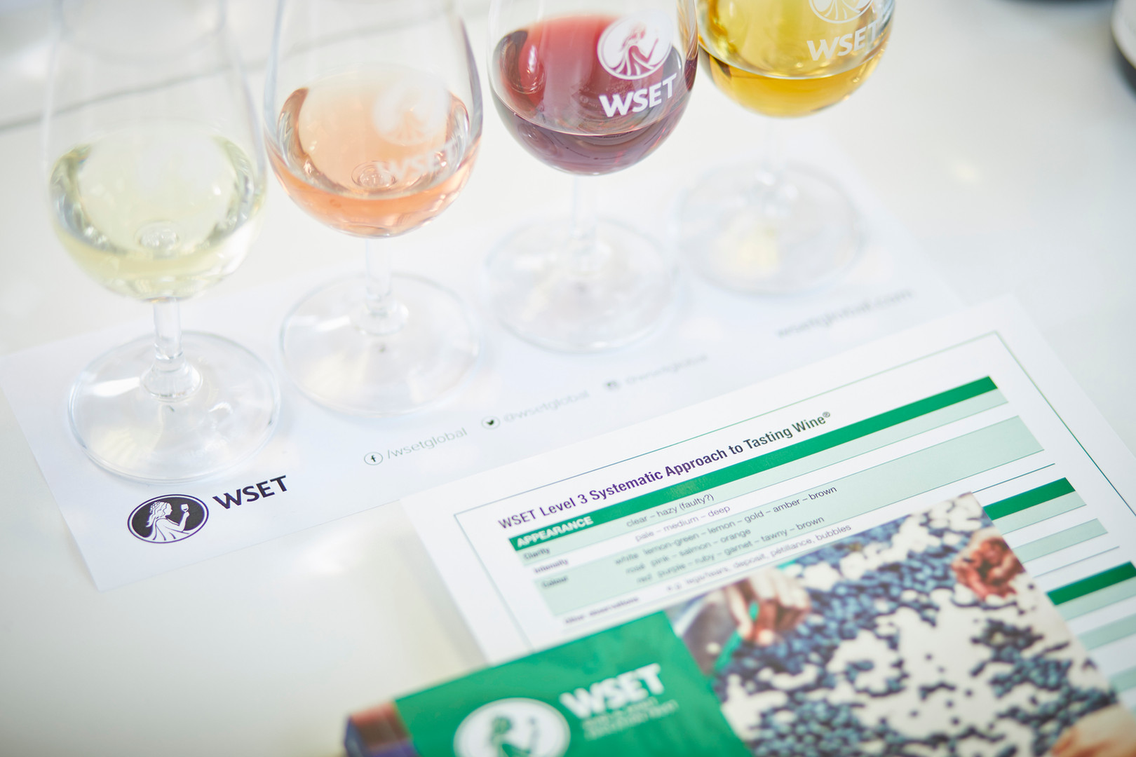 WSET Level 3 in Wines
