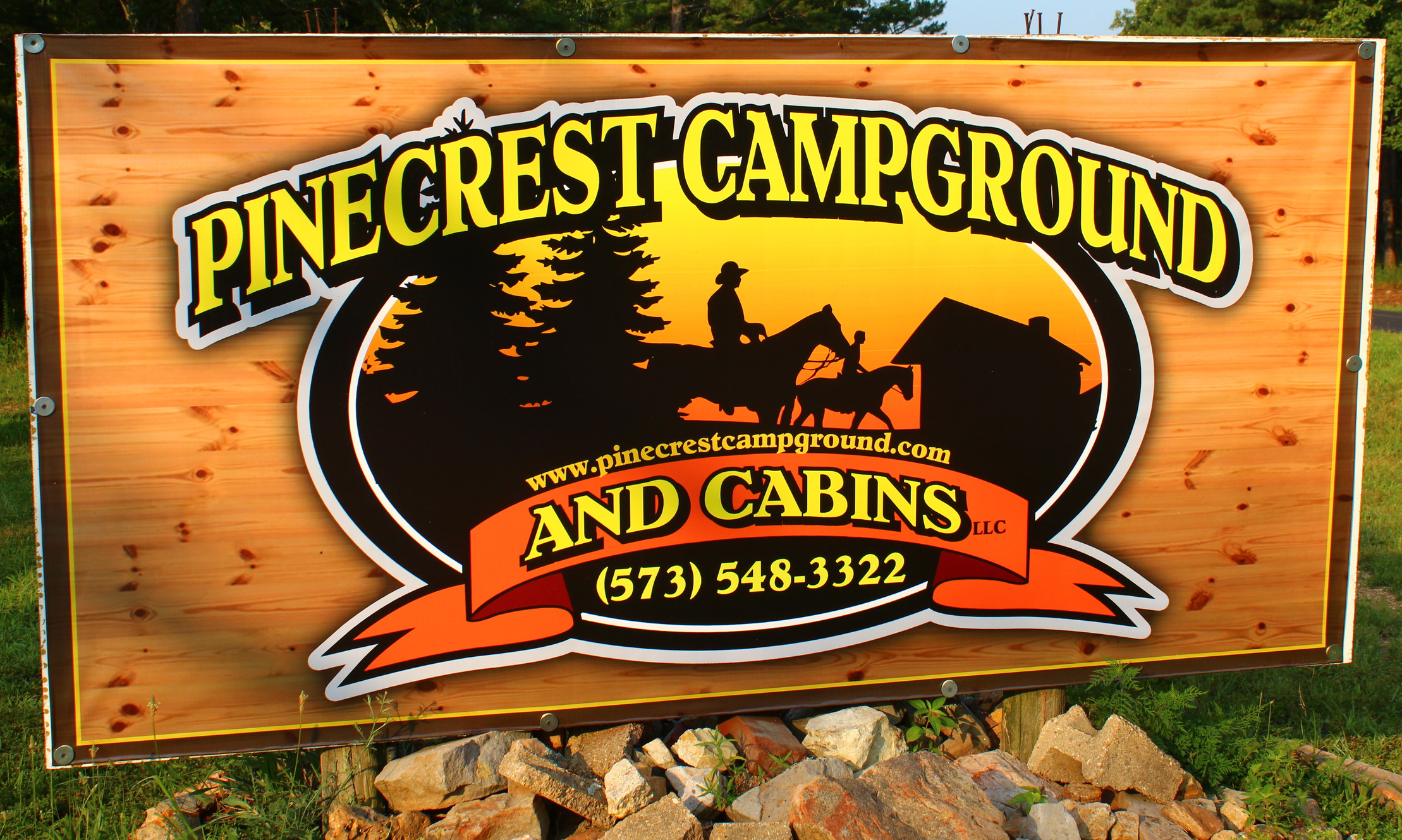 Horse trails | FISHING | Pinecrest Campground and Cabins