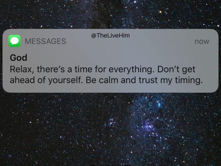 Your Divine Timing