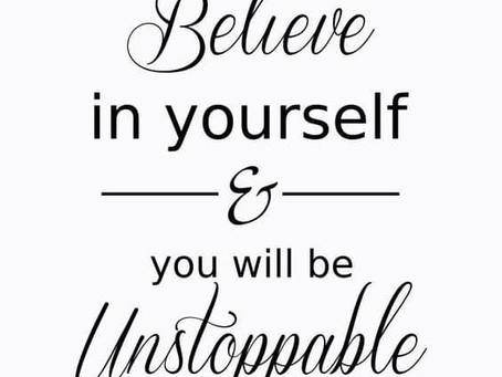 You Are Unstoppable