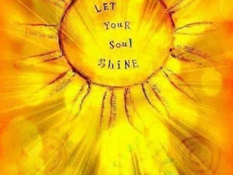 Shine Your Magnificent Soul