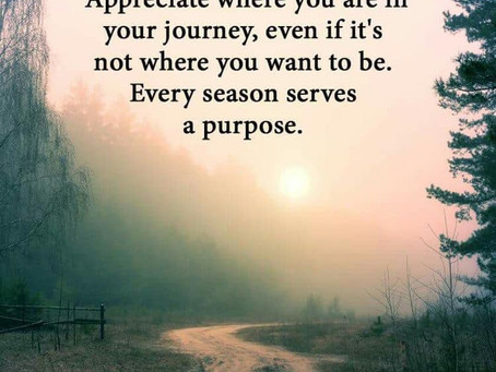 Your Journey of Trusting You