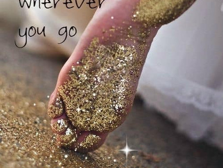 Your Golden Sparkle