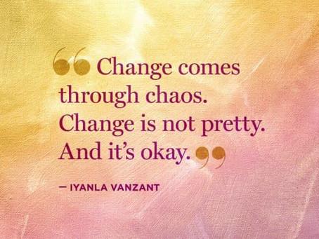 Your Eternal Change