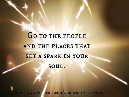 Set a Spark in Your Soul