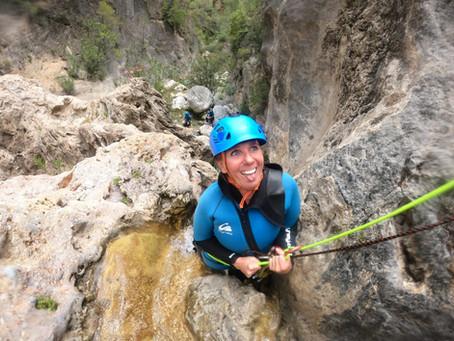 Canyoning Rio Verde (English)