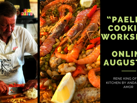 Paella 🥘 Cooking Workshop