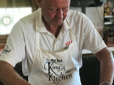 "Cooking workshop ""Sardines - Sardinas - Espetos"""