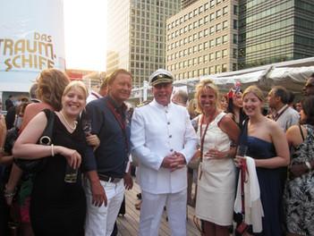Bavarian Beerhouse Catering at Love Boat at Olympics 2012 (58).JPG