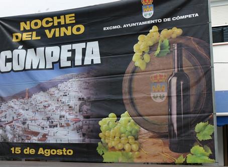 Competa 'Noche del Vino'