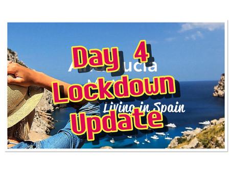 Lockdown Diary Day4