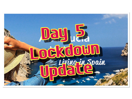 Lockdown Diary Day5