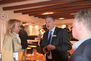German Tourist Office Event at Bavarian Beerhouse