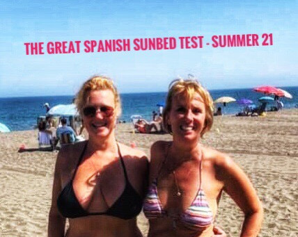 The great Spanish Sun Lounger test
