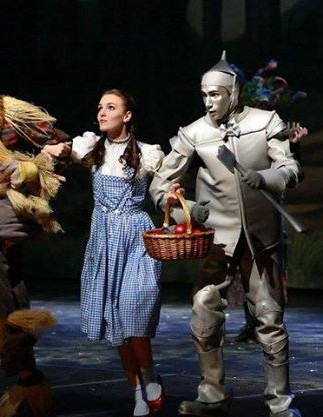 The Wizard of Oz, Class Act Productions.