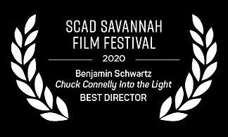 SCAD FILM FESTIVAL LAUREL - BEN SCHWARTZ BEST DIRECTOR