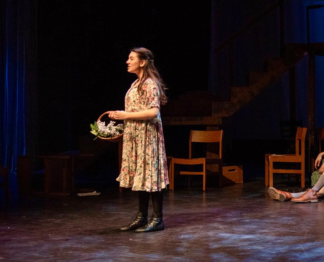 Mariangeli Collado in Performance