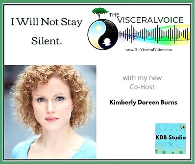 I Will Not Stay Silet - The Visceral Voice