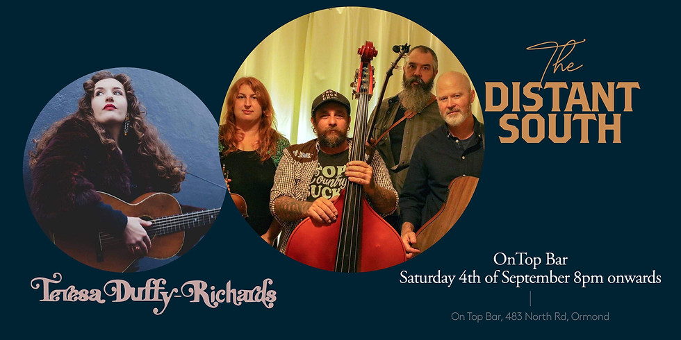 The Distant South & Teresa Duffy Richards