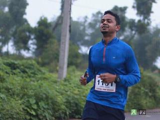 I'm Running a Full Marathon
