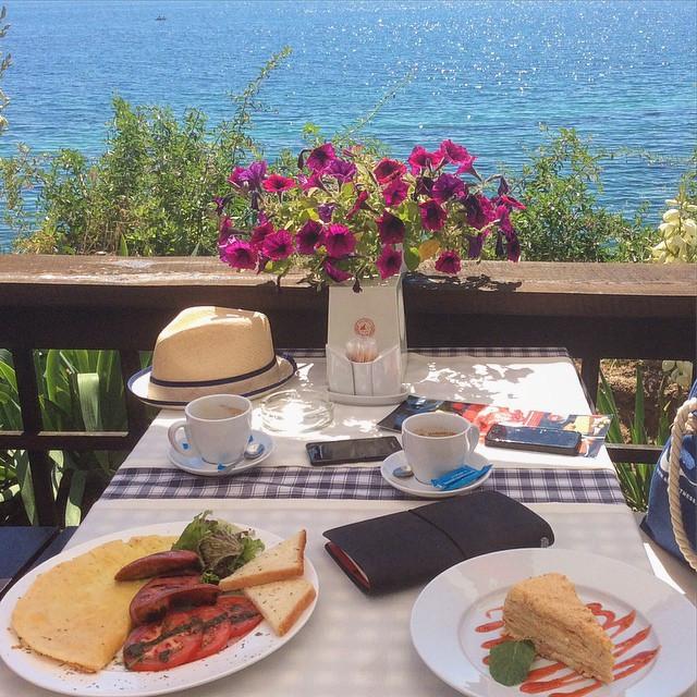 "Кафе ""Санторини"". Odessa*Weekend"
