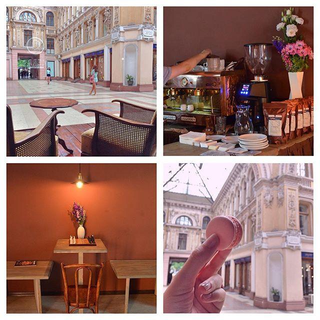 """Кофейня в одесском """"Пассаже"""". Odessa*Weekend"""